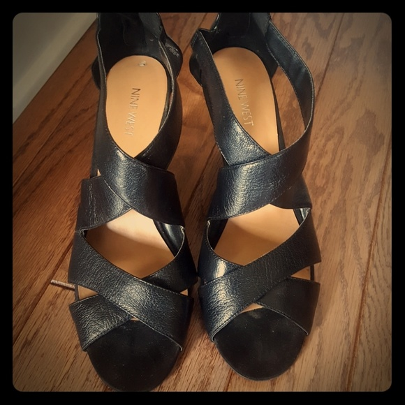 Nine West Wedge Heel